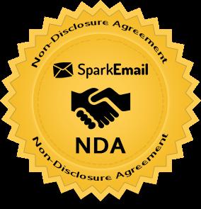 SparkEmail Design Policies