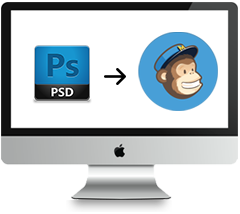 Psd to mailchimp