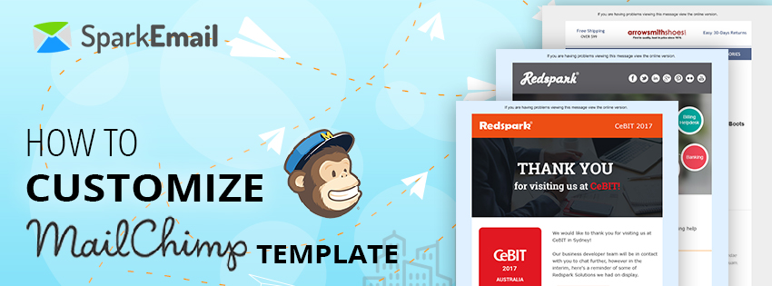 HOW TO CUSTOMIZE MAILCHIMP EMAIL TEMPLATE WHEN YOU ARE YOUR OWN BOSS - Mailchimp template ideas